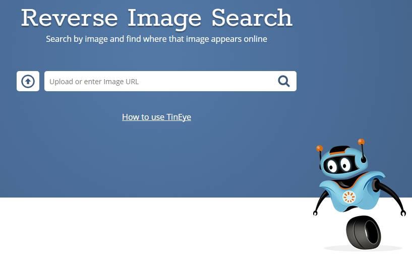 Tineye - Recherche d'images similaires